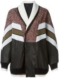 свободная куртка с полосками Drome