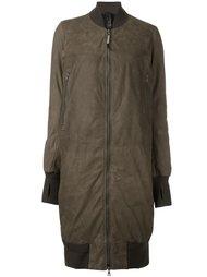 пальто в стиле бомбера Isaac Sellam Experience