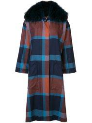 'Camille' coat Tanya Taylor