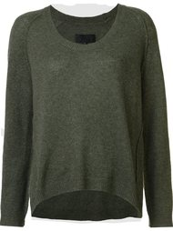 scoop neck jumper Nili Lotan