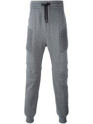 спортивные брюки с заниженной проймой Pierre Balmain