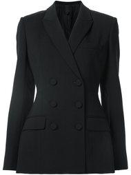 двубортный пиджак Vera Wang
