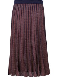 metallic knit 'Josie' skirt Tanya Taylor