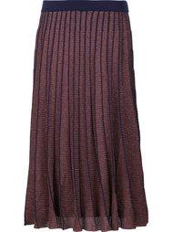 metallic knit 'Josie' skirt Tanya Taylor