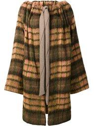 пальто в клетку Vivienne Westwood Anglomania