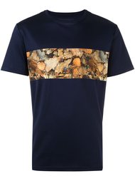 футболка 'Applique Ossigeno'  Natural Selection