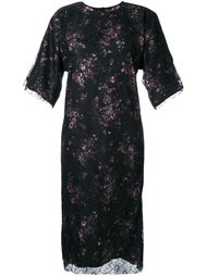 платье с цветочным рисунком Strateas Carlucci