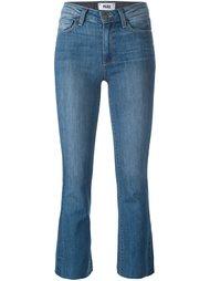 укороченные джинсы-клеш 'Colette' Paige