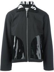 куртка с лакированными карманами Christopher Shannon