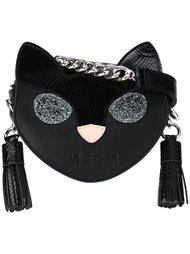 сумка через плечо в форме кошки MSGM