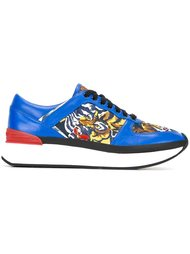 кроссовки 'Flying Tiger K-Run'  Kenzo
