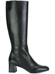 knee-length boots Jil Sander