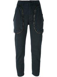 брюки с объемными карманами Faith Connexion
