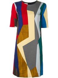 платье с принтом Marni