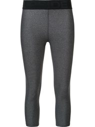 'Power' cropped leggings The Upside