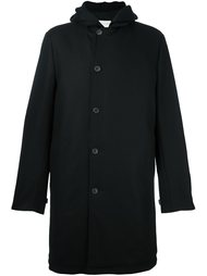 пальто с капюшоном Stephan Schneider