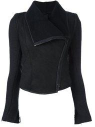 приталенная куртка на молнии Isabel Benenato