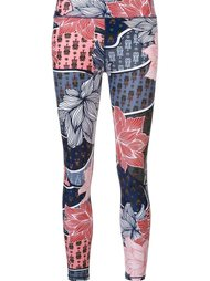 'Enchanting NYC' leggings The Upside