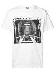 футболка с принтом 'Materialism' C.E.