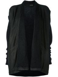 куртка с панельным дизайном Isabel Benenato