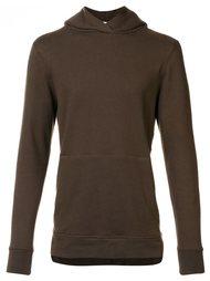slim-fit hoodie John Elliott