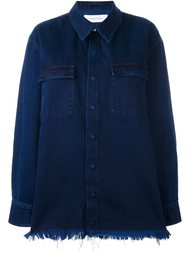 denim oversized shirt Marques'almeida