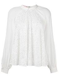 блузка с длинными рукавами  Giamba