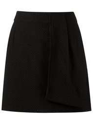 side pocket skorts Giuliana Romanno