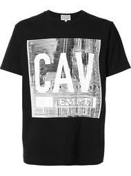 футболка с принтом 'CAV' C.E.