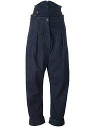 джинсы с корсетом  Vivienne Westwood Anglomania