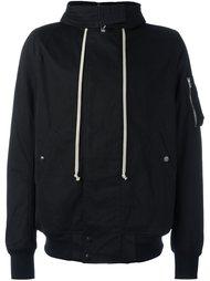 спортивная куртка на молнии Rick Owens DRKSHDW