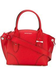 маленькая сумка-тоут 'Legend'  Alexander McQueen
