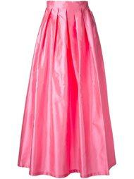 длинная юбка с блестящим эффектом Ultràchic