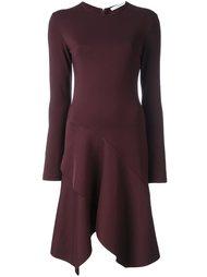 расклешенное платье длины миди Givenchy