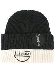 шапка-бини 'Liebe' Maison Margiela