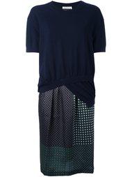 платье 'Semicouture'  Erika Cavallini