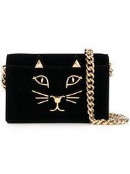 сумка на плечо 'Feline' Charlotte Olympia