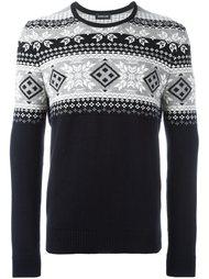свитер с круглым вырезом Exemplaire