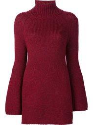 свитер с расклешенными рукавами Rosetta Getty