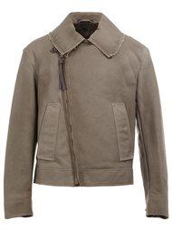 летная куртка со смещенной застежкой Lanvin