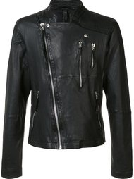 асимметричная байкерская куртка Barbara I Gongini