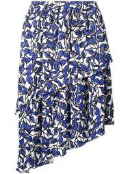 юбка с цветочным узором Osman