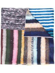 шарф с эффектом тромплей Pierre-Louis Mascia