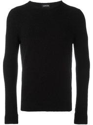 классический свитер с круглым вырезом Exemplaire