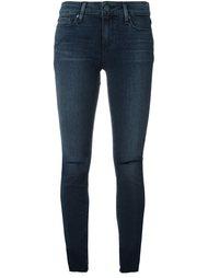 джинсы скинни 'Kalea' с рваными деталями Paige
