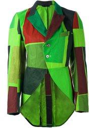 felt patchwork jacket Comme Des Garçons Vintage
