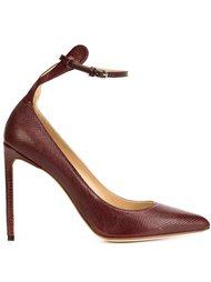 туфли с ремешком на щиколотке Francesco Russo