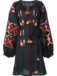 embroidered peasant dress Vita Kin