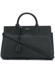 маленькая сумка-тоут  'Monogramme Rive Gauche'  Saint Laurent