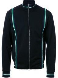 куртка с аппликацией 'Broken Stripe' McQ Alexander McQueen